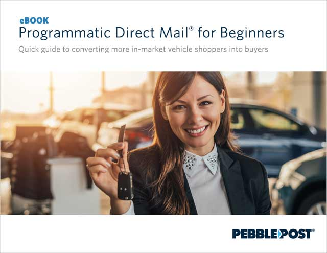 Programmatic Direct Mail® for Beginners